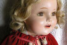 american vintage doll