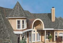 GAF Master Elite Roofing Contractor Roofs Are THE Best! / Hiring a professional roofer guarantees your home a perfect roof install every time! Check out some of these great GAF roofs!