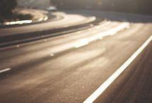 Pela estrada fora /On the road