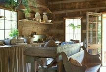 Cabin / by Krista Redenbach