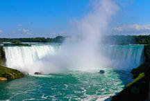 Niagara watervallen