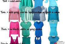 Colour terminology