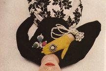 ‣ ‣ vintage fashion