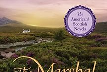 """The Marshal And Tne Heiress / The west meets Scotland when a U.S Marshal (sequel to """"Diablo"""",) fulfills a promise to a dead woman and takes her child to relatives in Scotland.   He finds far more than he bargained for.   A four plus read from """"Romantic Times."""""""