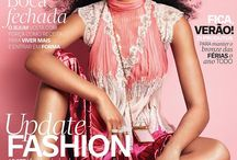 Lais Ribeiro for Vogue Brazil