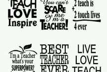 Teacher gifting