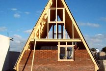 Cabañas y casas para construir