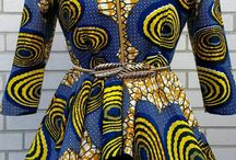 African style dazz