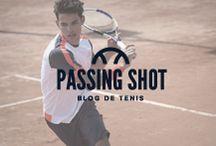 """Blog Tenis """"Passing Shot"""" / En el blog de #Tenis encontrarás muchos consejos prácticos que te permitirán mejorar en el día a día de la práctica de este #deporte. http://blog.tenis.decathlon.es/"""