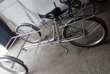 Bici de carga y trabajo