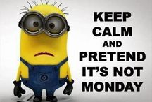 new week with minions