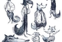 Furry Characters