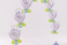 Balloon Arches/Арки из шариков