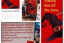 A Tinfoil Hat of My Own / Covers and teasers from my book, A Tinfoil Hat of My Own. #EchoShea