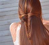 Hairstyles / by Manuela Montoya