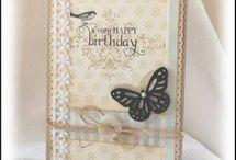 Birthday cards / by Nancy Hunt
