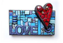 Paper mosaic ideas