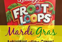 Preschool Mardi Gras Crafts