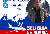Guide Travel Russia