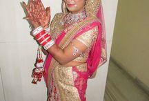 Make up artist in chandigarh / Make up artist in chandigarh