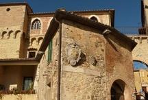 Tuscany-Latium-Secret places