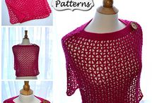 BOS New Crochet and Knit pattern releases