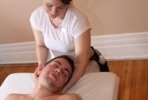 Massage, Massothérapie au Spa Ovarium