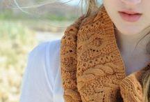 Knitting / by Andrea Pokrzywinski