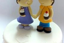Decoratiuni si figurine din pasta de zahar