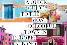 Travel - Burano