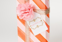 Gift Wrap Inspo / by Juanna Hope Sia