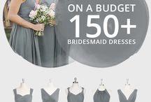 Beautiful dresses on a budget