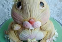 Ostertorte / Easter cakes