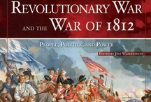 The American Revolution & Independence Day / Learn all about the creation of the United States and the war that led up to it with these non-fiction titles available from MCPLS! / by Marion County Public Library System