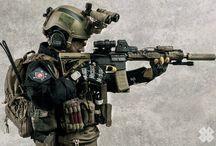 Tactical Loadouts