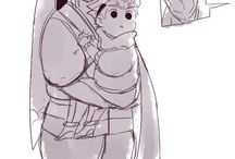Hanzo x Genji