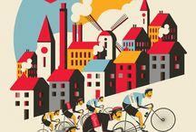 Cycling Posters / All sorts of cycling posters
