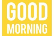 Lovely Morning!