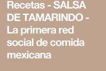 Salsas Tamarindo