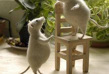 крыски мышки
