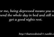 Depression session / by Andrea Fjeldberg