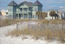 Beach Houses / by Debra