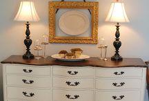 Redesigning furniture