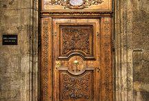 doors-magnificent doors / muhteşem kapılar
