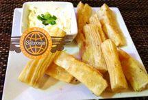 Viajes de sabor / Recetas de todo el mundo