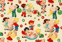 Michael Miller Retro Fabrics