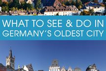 GERMANY TRAVEL / Blog posts, tips and travel inspiration for Germany