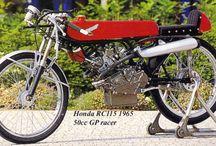 50 cc Racing Motorcycles