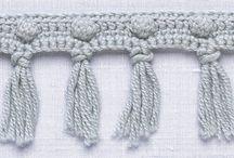 Crochet- edging