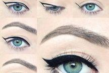 Kočičí oční linky